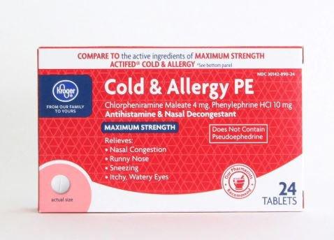 Allergy & Cold PE