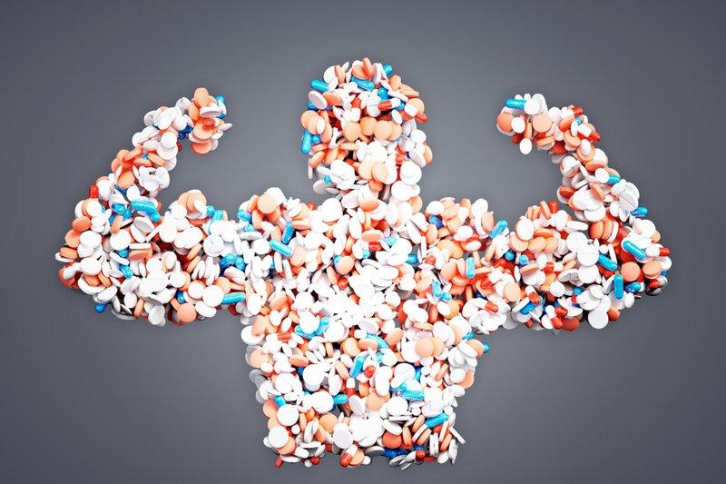 Lạm dụng steroid đồng hóa