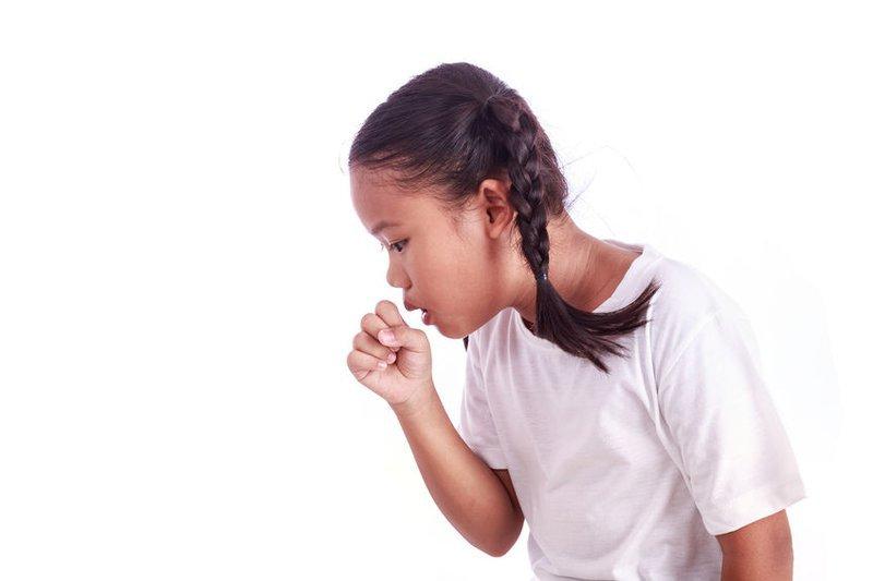 Viêm thanh quản cấp ở trẻ