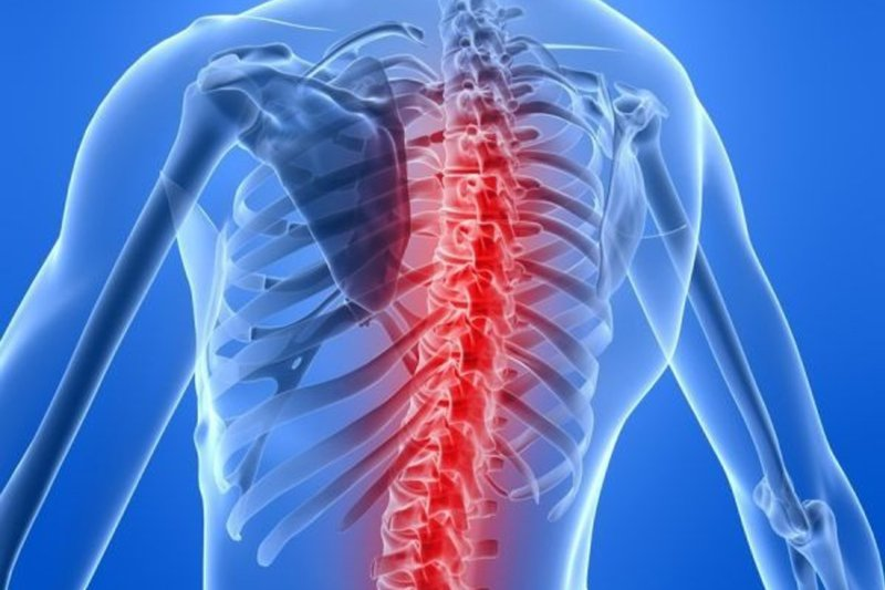 Điều trị chấn thương cột sống