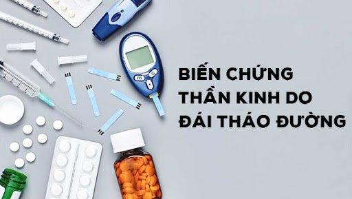 biến chứng thần kinh tiểu đường