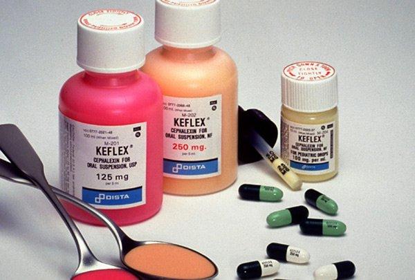 Thuốc Keflex