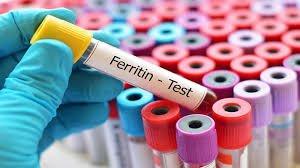Xét nghiệm máu có chỉ số Ferritin > 2000 ng/dl có sao không?