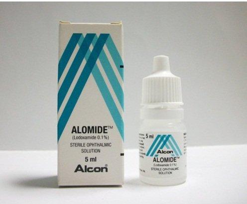 Alomide Drops
