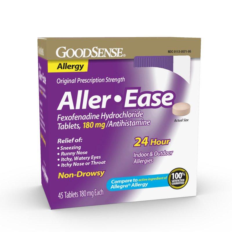 Thuốc Aller-Ease