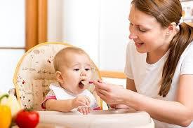 Trẻ bị thiếu dinh dưỡng.