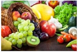 Trái cây tươi và rau quả rất tốt cho sức khỏe