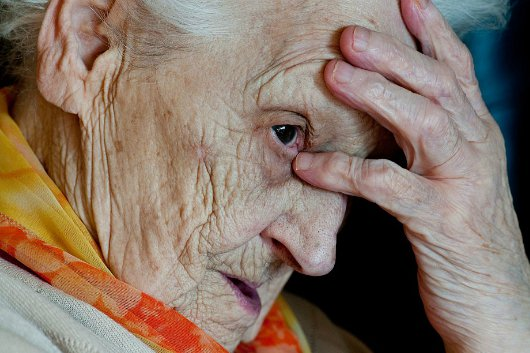 Suy dinh dưỡng người già