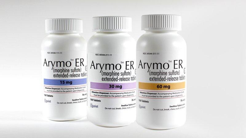 Thuốc Arymo ER