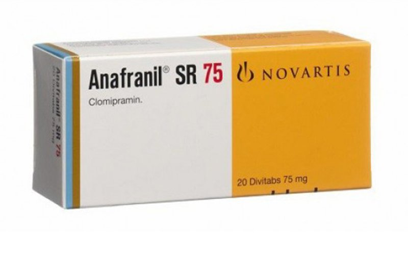 Thuốc Anafranil