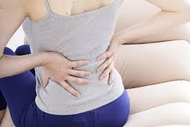 Đau lưng sau khi điều trị u xương
