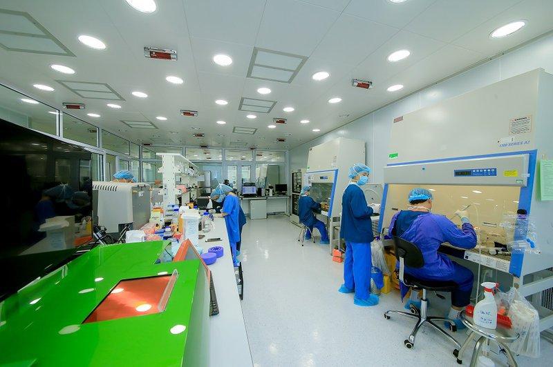 Viện nghiên cứu Tế bào gốc và công nghệ gen