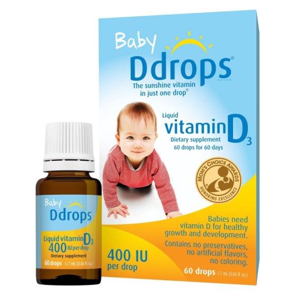 Trẻ sơ sinh bị tim bẩm sinh có nên uống vitamin D3 không?