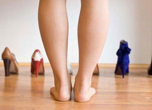 mỡ chân