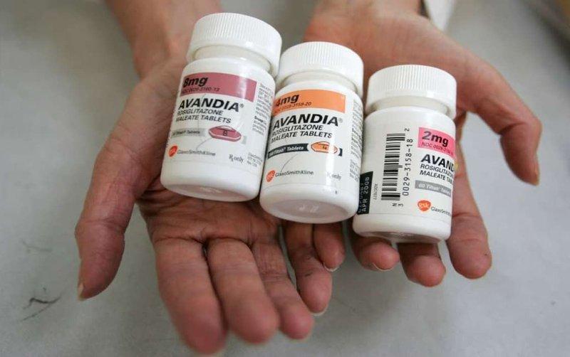 Thuốc Avandia