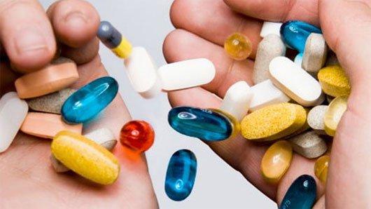 Tương tác thuốc làm giảm đi hiệu quả của thuốc