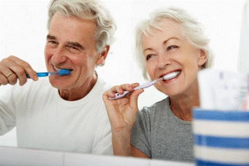 Chăm sóc răng cho người cao tuổi