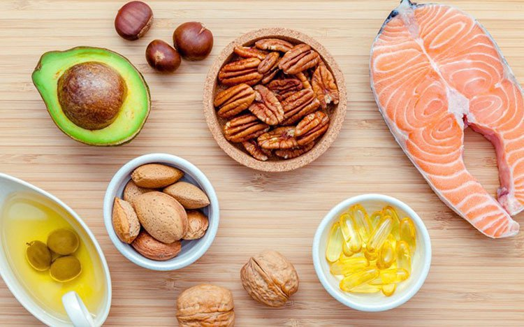 chất béo trong thức ăn