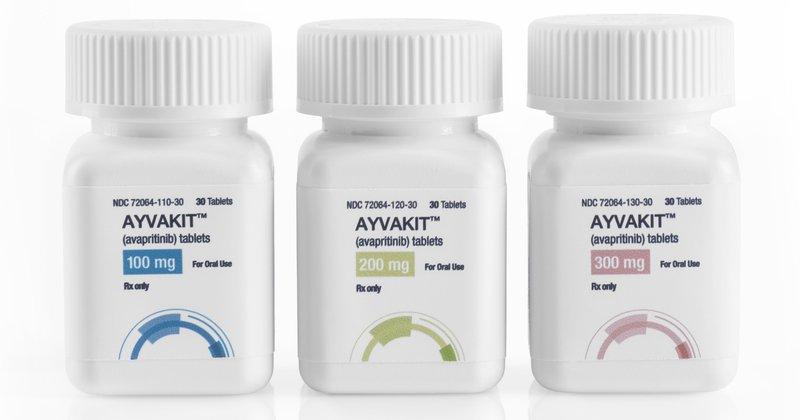 Thuốc Ayvakit