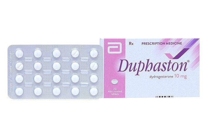 Trễ kinh 10 ngày dùng thuốc Duphaston được không?