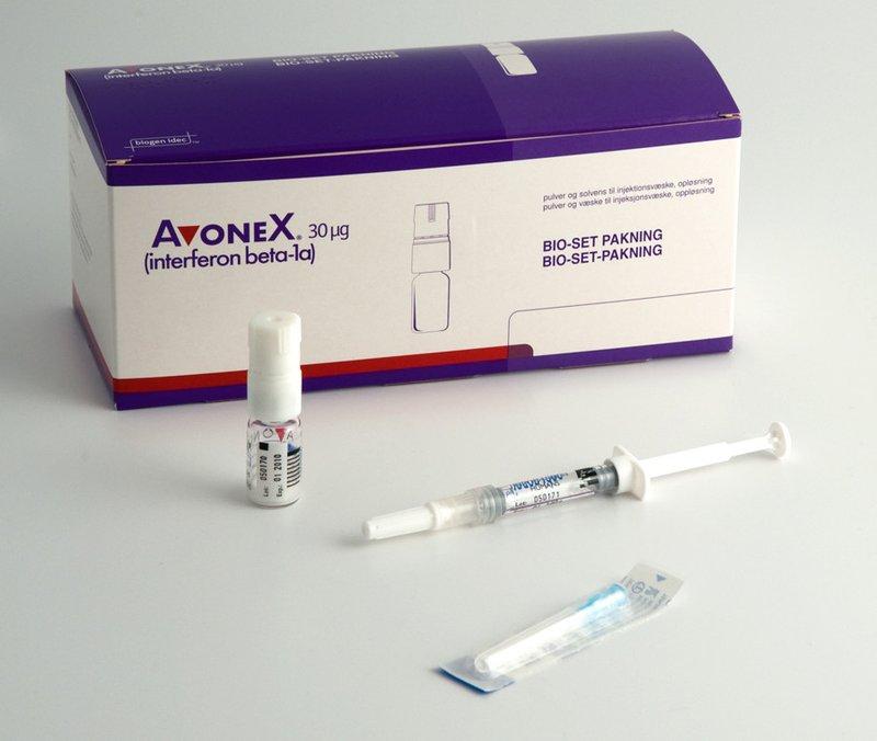 Thuốc Avonex