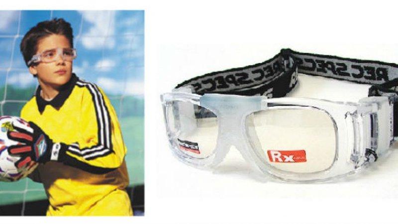 Bảo vệ mắt khi chơi thể thao