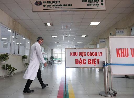 4 ca mắc mới COVID-19 ở Hà Nội