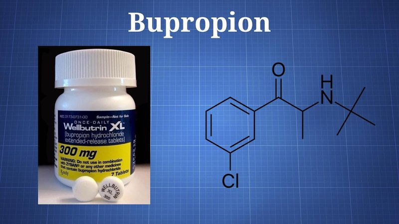 Thuốc Bupropion