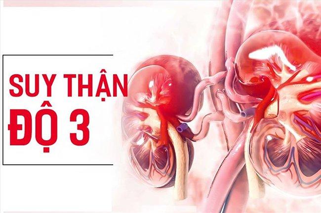 Điều trị suy thận mạn tính giai đoạn 3, huyết áp cao kèm thiếu máu, mất ngủ?