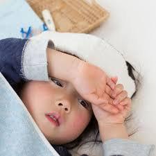 Trẻ 4 tuổi sốt có rét run