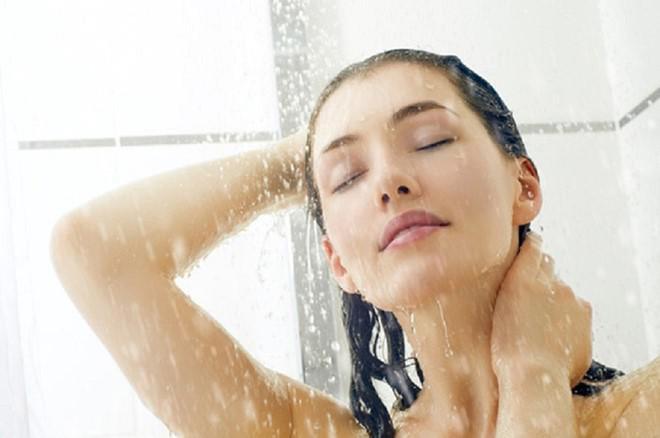 Tắm đúng cách