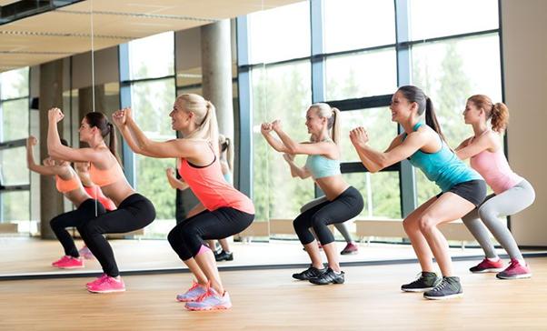 Tập aerobic đúng cách