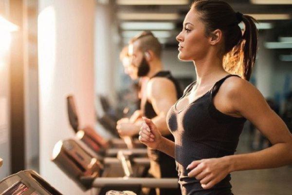 Tập thể dục để giảm cân