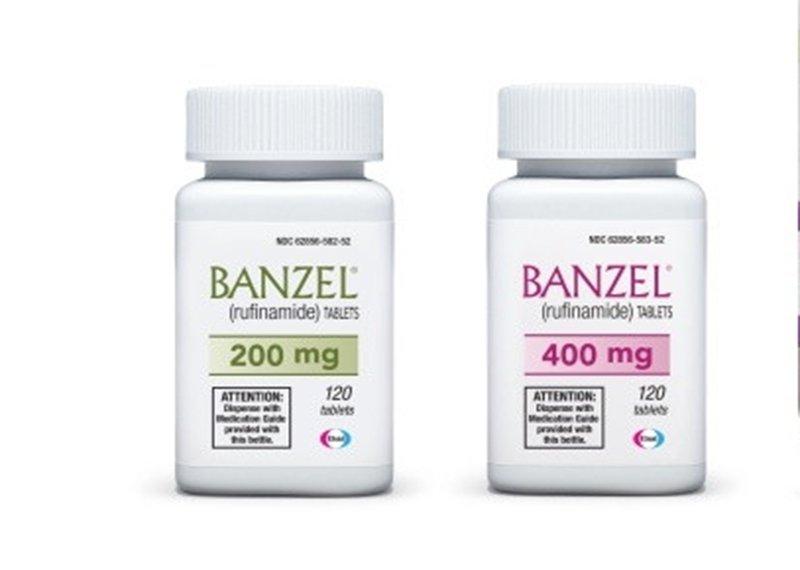 Thuốc banzel