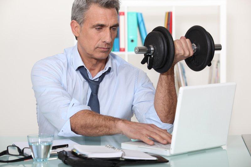 Cách tập thể dục cho người bận rộn
