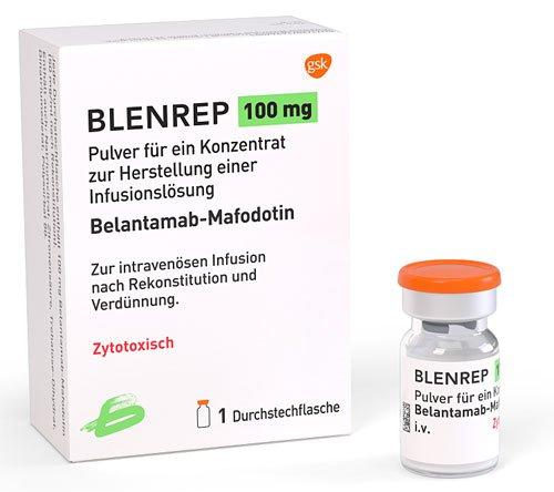 Thuốc Blenrep