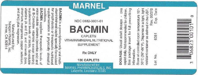 Thuốc bacmin và những lưu ý khi dùng