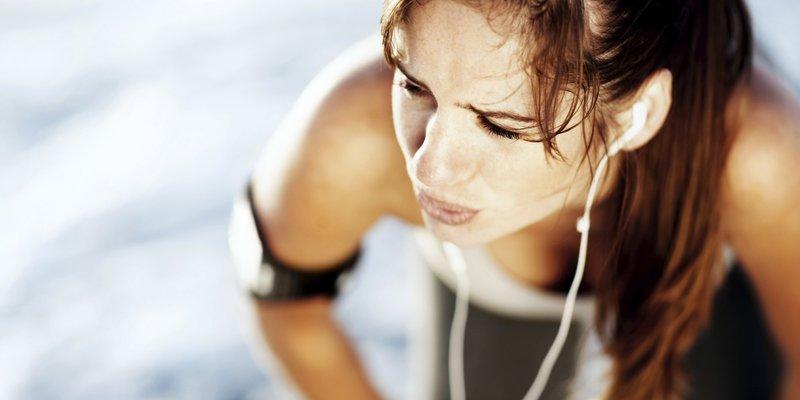 Hít thở khi chạy