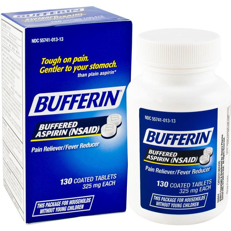 Thuốc Buffered Aspirin