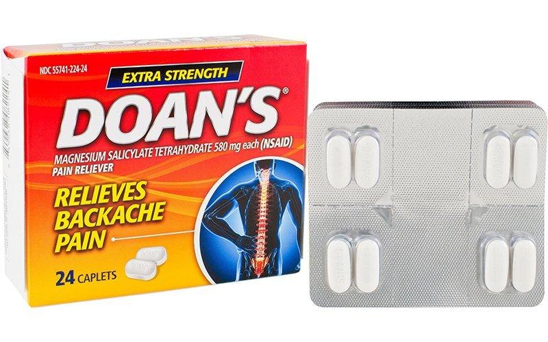 Thuốc Backache
