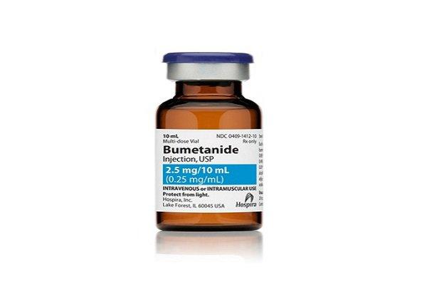 Thuốc Bumetanide