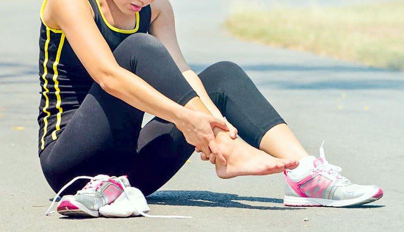 Chấn thương thể thao ở nữ