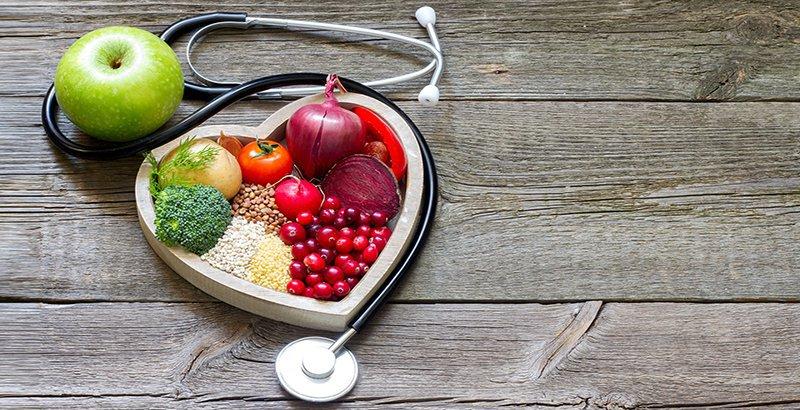 Chế độ ăn tốt cho tim