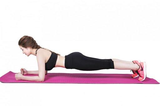 Bài tập plank có tác dụng gì?