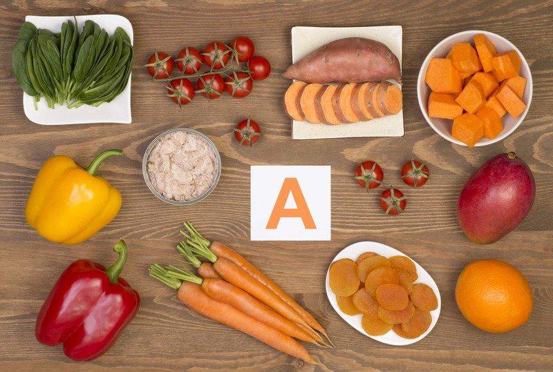 Nhu cầu vitamin A