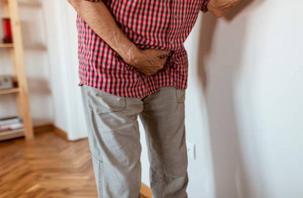 Người cao tuổi bị phì đại tiền liệt tuyến