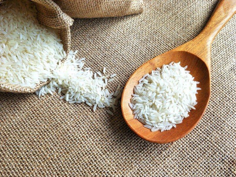 Gạo nấu cháo cho bé