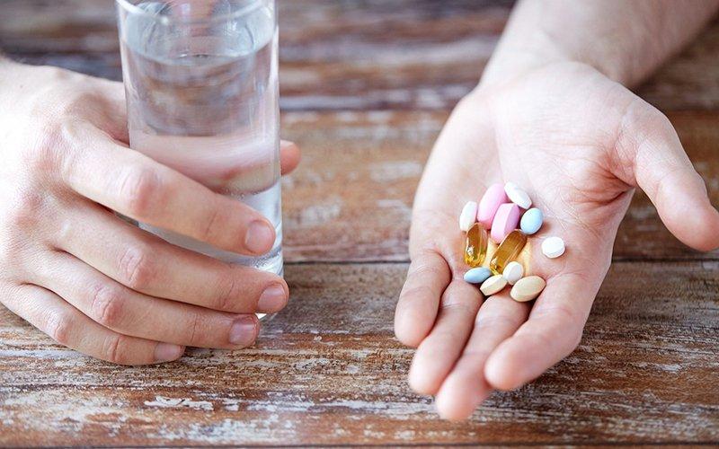 thuốc tăng cường hiệu suất tập luyện