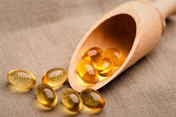 Thừa vitamin E