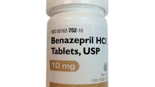 Benazepril HCL